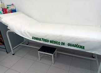 El Ayuntamiento de Guadiana dona material al Consultorio Médico