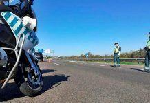 La Guardia Civil de Trafico intensifica los controles en carretera con la entrada en Fase 1 por la COVID-19