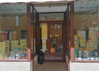 Droguería Blas dona lotes de productos de higiene personal para las familias más vulnerables de Puebla de la Calzada