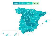 Extremadura pasa el lunes a Fase 1 de desescalada