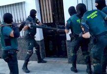 """Operación """"Hernán Cortes"""" en Montijo: desmantelados puntos de cultivo y tráfico de drogas en dos viviendas"""