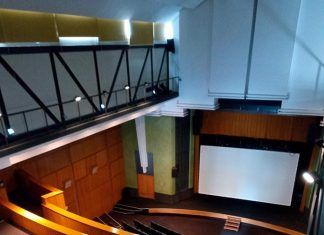 Renovado el equipamiento audiovisual en el Teatro Nuevo Calderón de Montijo