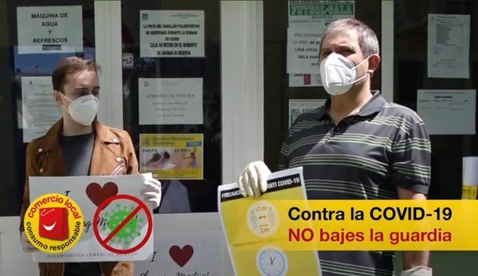 Juan Francisco, de la academia CEM de Montijo, nos habla de la importancia de la prevención frente a la Covid-19