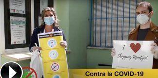 María de Inmobiliaria Colón se suma a las medidas de precaución ante la COVID-19