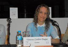 Teruel premia a la escritora montijana Vanessa Cordero Duque