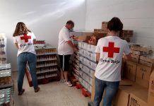 Cruz Roja Vegas Bajas reparte cerca de 10 Toneladas de alimentos