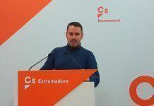 José Teodoro Valle Marcos, coordinador de Ciudadanos en Talavera la Real
