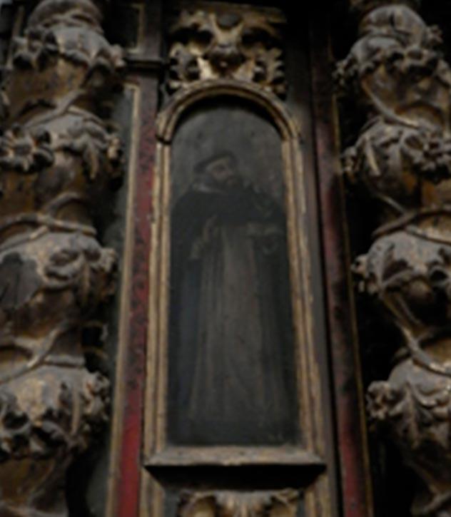 La Representacion de Santo Domingo En El Contexto Franciscano