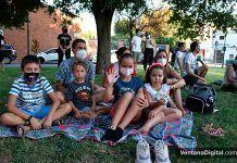 VÍDEO y FOTOS: Los Rabinovich en el parque Virgen de Barbaño de Montijo