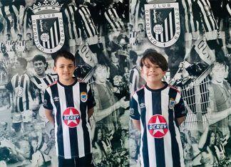 Los jugadores de Montijo Borja Sánchez Oliva y Raúl Méndez Quintana vestirán la camiseta del CD Badajoz