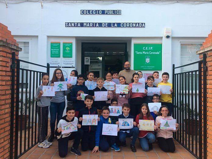 El CEIP Santa María Coronada participan en el proyecto eTwinning
