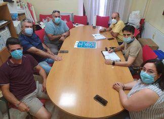 Con el fin de paliar la crisis del sector feriante se retoma su actividad durante el mes de agosto en el recinto ferial de Puebla de la Calzada
