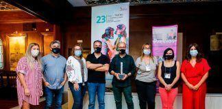 El Festival Nacional de Teatro Vegas Bajas de Puebla de la Calzada, recibe el premio Rosa María García Cano