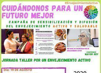 Taller de Fademur en Valdelacalzada para promover el envejecimiento activo de la población rural