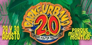 El Festival Parke Urbano 2.0 Montijo se celebra se celebrará los días 29 y 30 de agosto