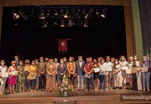 VÍDEO y FOTOS: Acto institucional 8 de Septiembre en Montijo, entrega de Medalla, Hijo Predilecto y Distinciones