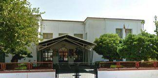 Fachada CEIP Virgen de Barbaño, edificio la ERA