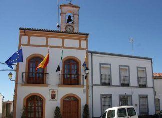 fachada Ayuntamiento Puebla de Obando