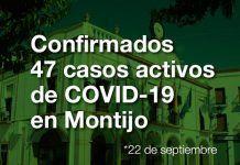 Montijo suma 47 casos activos de Covid-19