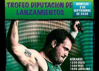 Se disputa hoy en Montijo el Trofeo Diputación de Badajoz de lanzamiento