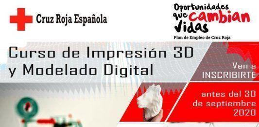 Curso de Impresión 3D Y Modelado digital para jóvenes entre 18 y 30 años
