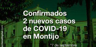 Confirmados 2 nuevos positivos de Covid-19 en Montijo