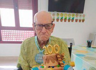 El Montijano Francisco Gragera Pérez cumple 100 años