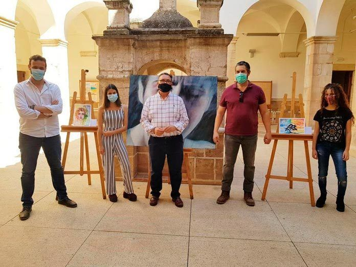 José Augusto de Paula gana el Premio de Pintura Manuel Antolín