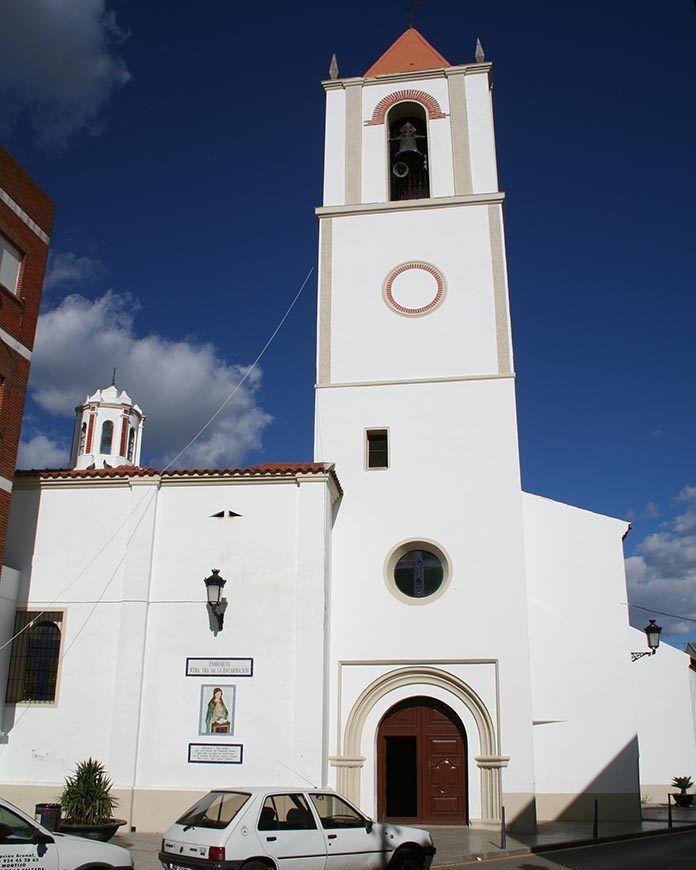 Roban el Sagrario de la Iglesia Nuestra Señora de la Encarnación de Puebla de la Calzada