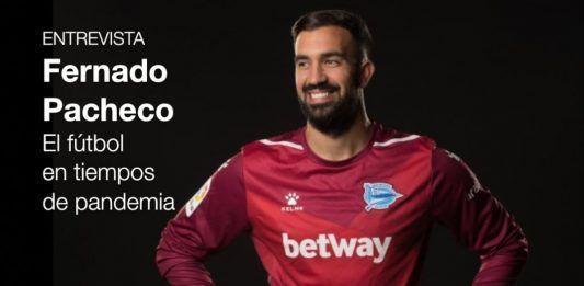 """VÍDEO: Entrevista a Fernando Pacheco, """"El fútbol en tiempos de pandemia"""""""