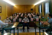 El Ayuntamiento y la directiva de los Centros Educativos de Montijo valoran el inicio del curso ante la Covid-19