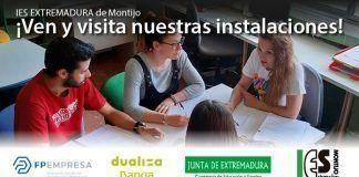 Nuevo plazo de admisión en los Ciclos Formativos de Administración y Electricidad del IES Extremadura: del 24 al 30 de septiembre