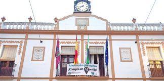 Pleno del Ayuntamiento de Montijo de octubre de 2020