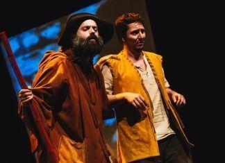 """""""De Lázaro a Lazarillo"""" en el Teatro Nuevo Calderón de Montijo"""