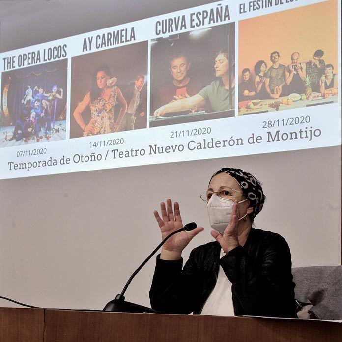 Temporada de otoño 2020 en el Teatro de Montijo