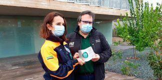 El 112 Extremadura la labor de personas y colectivos durante la pandemia