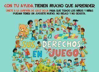 Cruz Roja Vegas Bajas necesita 200 juguetes para 100 niños y niñas