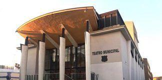 Fachada Teatro Nuevo-Calderón Montijo