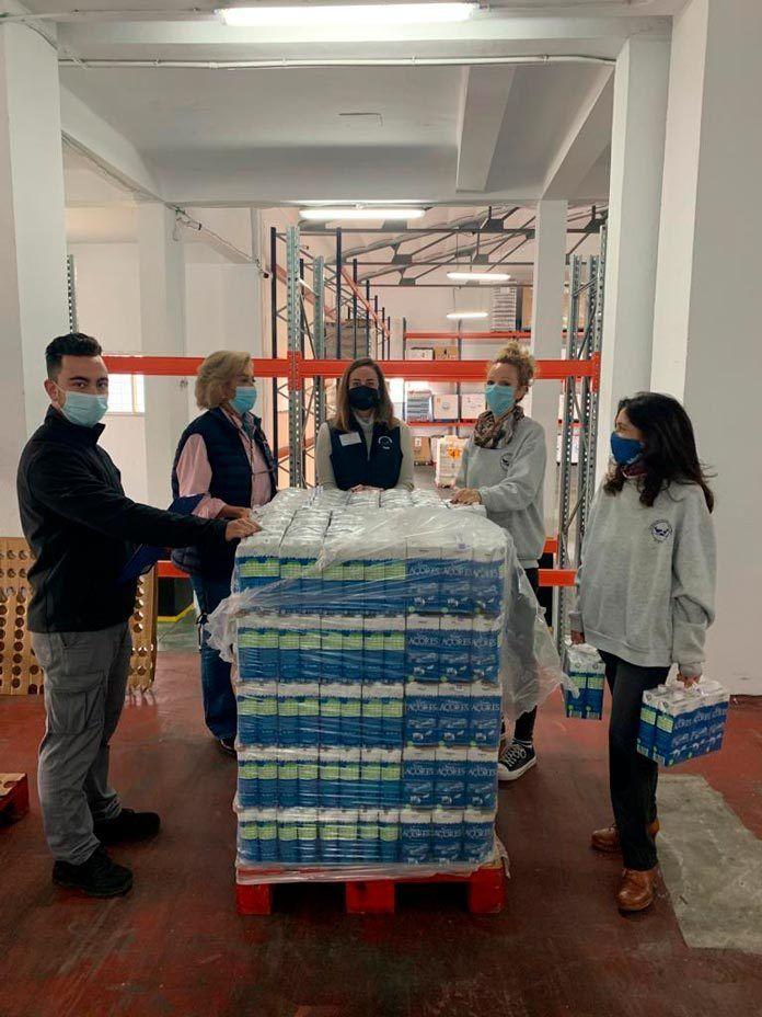 El Banco de Alimentos de Badajoz recauda unos 130.000 kilogramos de alimentos