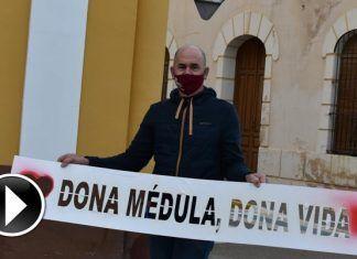 """Dona médula, dona vida"""", ADMO y el Ayuntamiento de Puebla de la Calzada"""