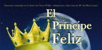 """""""El Principe Feliz"""" del grupo de teatro La Nacencia en el Teatro de Montijo"""
