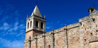 Iglesia de Nuestra Señora de la Asunción en La Garrovilla (Badajoz).