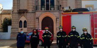 ADENEX coloca diez nidales para cernícalo primilla en Puebla de la Calzada
