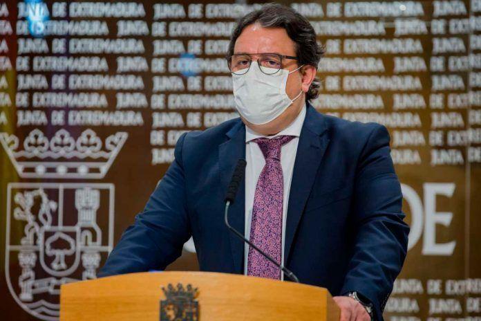 Prorrogado el cierre perimetral en Montijo, Puebla de la Calzada y Talavera la Real durante siete días más