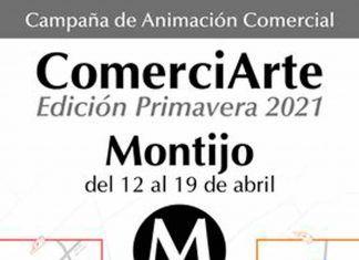 Comerciarte Edición Primavera 2021 de Montijo