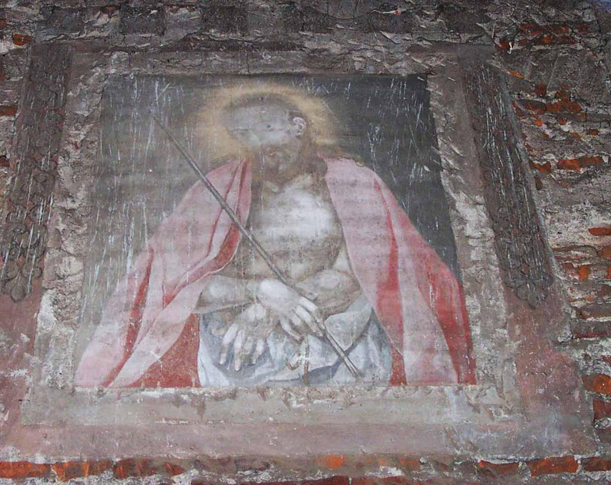 Ecce Homo. Ermita Jesús Nazareno , Montijo Pablo Iglesias Aunión