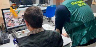 Operación de la Guardia Civil contra la manipulación de contadores eléctricos en Lobón, Almendralejo, Pueblonuevo del Guadiana y Puebla de la Calzada