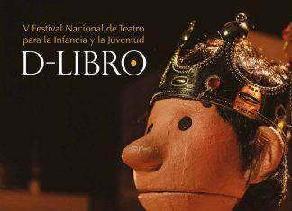 Programa Festival Teatro infantil juvenil D-Libro Montijo 2021