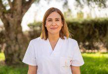 Mamen Calero, directora de la Residencia de Mayores Virgen de Barbaño de Montijo.