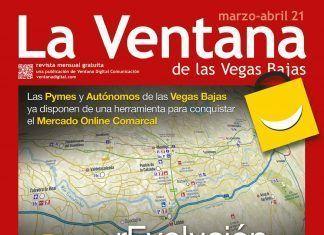 Portada revista La Ventana marzo abril 2021